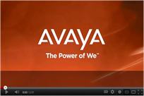 Avaya Flare Communicator for iPad Device